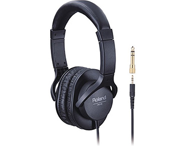 Roland RH 5 Over ear Headphones