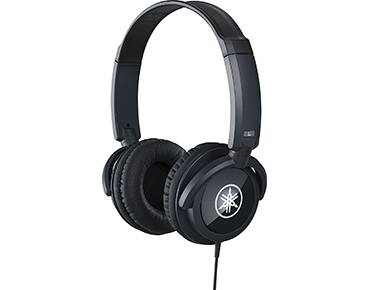 Yamaha HPH 100B On ear Headphones