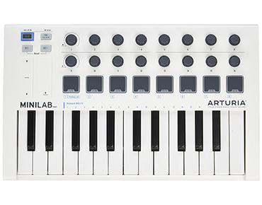 Arturia Minilab MKII 25 Slim Controller