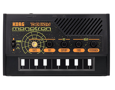 Korg Monotron Delay Analog Ribbon Synthesizer