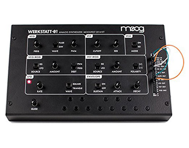 Moog Werkstatt 01 Analog Synthesizer Kit