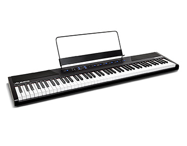 best alesis 88 key cheap digital piano