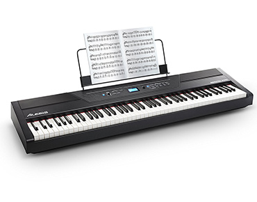 best alesis recital stage piano with speakers