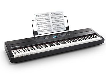 best Alesis Recital Pro digital piano hammer action