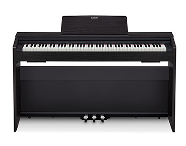 best casio privia digital piano with weighted keys