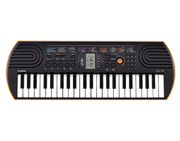best casio sa76 stage piano with speakers