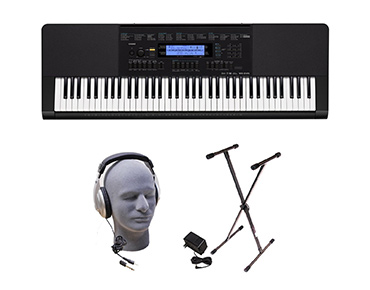 Casio WK245 PPK 76 Key Piano