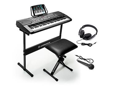 Hamzer 61 key Portable Electronic Keyboard