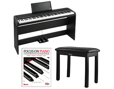best Korg Weighted key digital piano hammer action