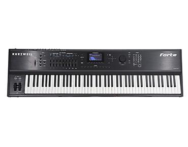 kurzweil digital piano Forte 88 key stage
