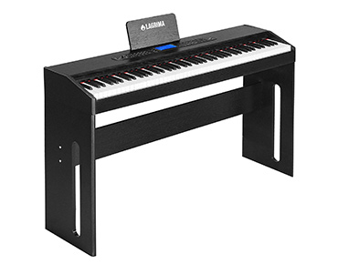 Lagrima 88 Key Digital Grand Piano Console Keyboard Piano