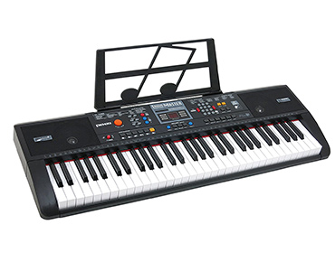 Plixio 61 Key Electric Musical Keyboard