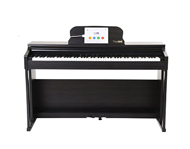 The one Smart Piano Weighted 88 Key Digital Piano