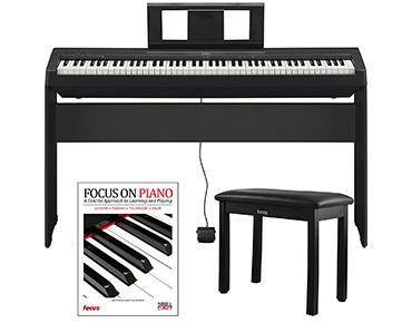 Yamaha P45 88 Weighted Keys Digital Piano