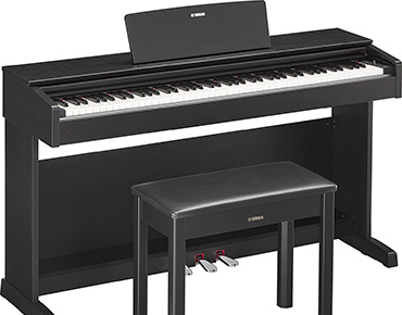 best yamaha ydp143b digital piano for classical pianists
