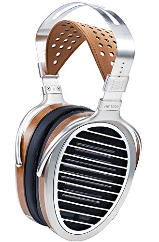 HiFiMan HE1000 Open-Back Planar Magnetic Headphones