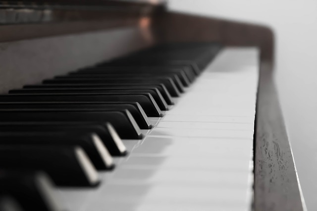 close up photo of the yamaha arius ydp-181 piano