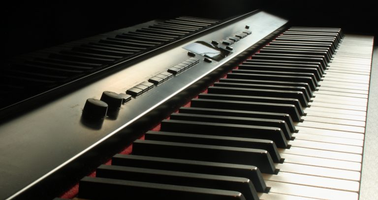 Black casio privia px-160 digital piano
